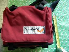 Lowe-Pro Camera Bag with Pads Washed and Cleaned - Good Condition