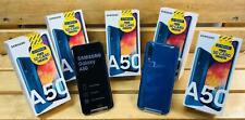 SAMSUNG GALAXY A50 ( A505 ) 64 GB BLACK FACTORY UNLOCK 6.4 INCH NEW 2019 STYLE
