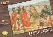 HaT 8018 Republican Romans Hastati and Velites 1 72 RF