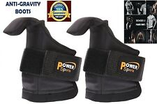 anti gravity shoes boots for hanging upside down inversion crunch pull up bar