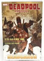 Deadpool Classic Vol 17 Headcanon Marvel Comics TPB Paperback NEW Domino