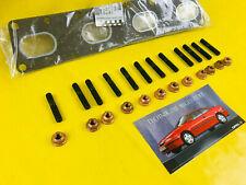 NEU ORIGINAL OPEL Calibra Astra F Vectra A Kadett E 2,0 Dichtsatz Auspuffkrümmer