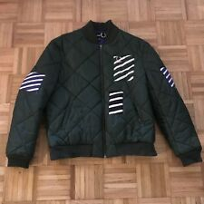 Fred Perry x Raf Simons Bomber