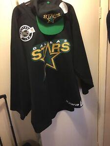 dallas stars jersey/cap