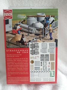 Busch Road Reconstruction Set Scale HO Brand New