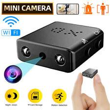 HD 1080P Mini Hidden Spy Nanny Camera Night Vision Security Motion Detection Cam