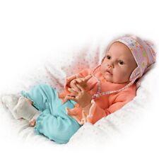 Hannah Goes to Grandma's Ashton Drake Doll by Jannie De Lange 19 inches