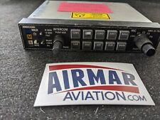 Bendix/King KMA-26 Audio Panel PN: 066-01155-0101