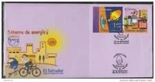 O) 2006 EL SALVADOR, UPAEP AMERICA, ENERGY SAVING, FDC MNH.