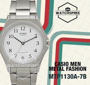 Casio Classic Series Men's Analog Watch MTP1130A-7B
