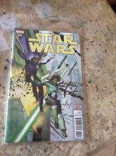 Star Wars Issue #034 Marvel Comics - 2017 Near Mint Condition