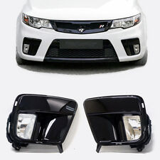 Fit: KIA Forte Cerato Koup 10-12 OEM Fog Lamp LH+RH Assembly+Cover+Wiring SET