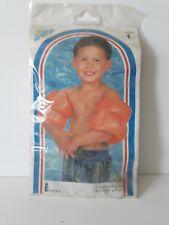 "Vintage NOS 1994 Intex The Wet Set 7 1/2"" Kids Swim Arm Bands 1990's #59640"