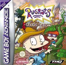 Nintendo GameBoy Advance Spiel - Rugrats: Castle Capers Modul