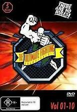 UFC Volume 1-10 - Ultimate Fighting Championships New Sport DVD Movie Sealed