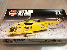 airfix 1/72 03043 westland sea king vintage model helicopter kit