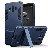 Huawei Mate 10 PRO Case Shockproof Hybrid Soft Gel Case  Dark Blue