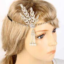 Vintage Style Diamonte/Pearl Headband, Peaky Blinders Flapper Girl Great Gatsby