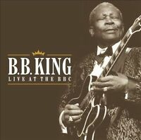 B.B. KING Live At The BBC CD BRAND NEW