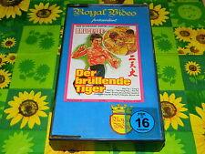 Bruce Lee - Der brüllende Tiger - Royal Glasbox - VHS Rarität