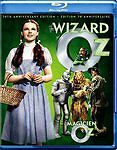 The Wizard of Oz (Blu-ray Disc, 2010, Canadian  English/French) Magicien Oz