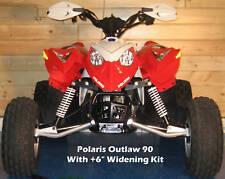 Polaris Outlaw 90 or Outlaw 110 A-arms & Shocks ATV Widening Kit (+6)