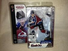 McFarlane NHL Series 3 Joe Sakic - Colorado Avalanche