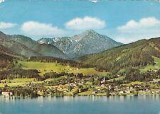 Bad Wiessee mit Kampen , Ansichtskarte, beschriftet