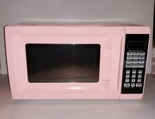 Pink Microwave!!!                                              NEW