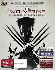 THE WOLVERINE : Blu-Ray 3D / 2D / UV : NEW