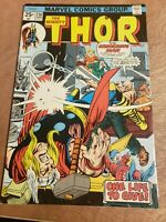 The Mighty Thor #236 Absorbing Man 1975 Very Nice Copy