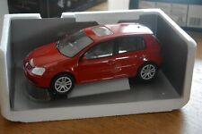 Burago VW Golf rot 1:18