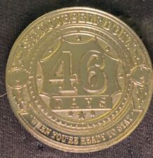 Phish-46 Days Pin Sold Out Limited Edition