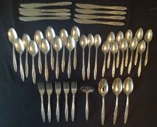 Superior stainless radiant rose mixed lot of 41 pieces