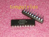 2PCS CXD9841P DIP-18 Original Pulled Integrated Circuit