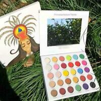 Shimmer Glitter Eyeshadow Puder-Palette Matte Eyeshadow Cosmetic Eyes 35 Fa C3A4