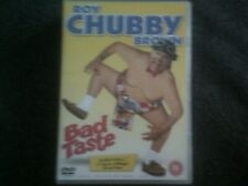 ROY CHUBBY BROWN BAD TASTE*DVD*STAND-UP COMEDY*ADULT*