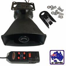 12V Siren Loudspeaker Speaker Alarm Horn Car Motorcycle Van Vehicle VHOR28005