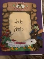 Disneyland Splash Mountain Brer Rabbit 3D Photo Frame 4x6 brer Bear Brer Fox