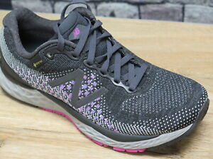 New Balance 880GX10 Black/Berry Waterproof Running Shoe *W880GX10