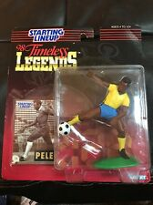 Pele Soccer Timeless Legends Starting Lineup