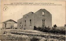 CPA   1914-17 - Gare de Vaux-Marie (Meuse) -Il se livra dans ce pays... (432449)