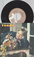 "7""TOMMY--MAMA ANGELO MIO--"