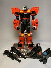 Transformers Combiner Wars INFERNO, W/Instructions - Complete
