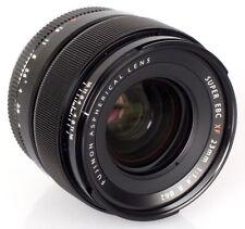 Objectifs standard Fuji pour appareil photo et caméscope