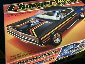 MPC Charger Street Machine MPC 1:25 Built with box