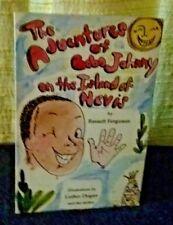 Adventures of Bobo Johnny on island of Nevis by Ferguson pb 1982 signed 1st