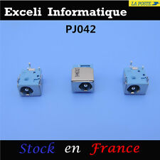 Connecteur alimentation dc jack power socket pj042 ACER Aspire One ZG5 (Linux)