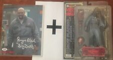"""Land of the Dead - Signed 8x10 Photo PSA PLUS Sota """"Big Daddy"""" Action Figure"""