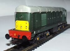 BACHMANN CLASS 20 DIESEL LOCOMOTIVE D8113 BR GREEN DCC SOUND FITTED